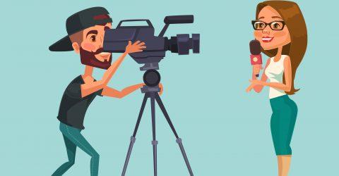«Первый молодежный» интернет канал приглашает на работу творческих, креативных корреспондентов и операторов-монтажеров