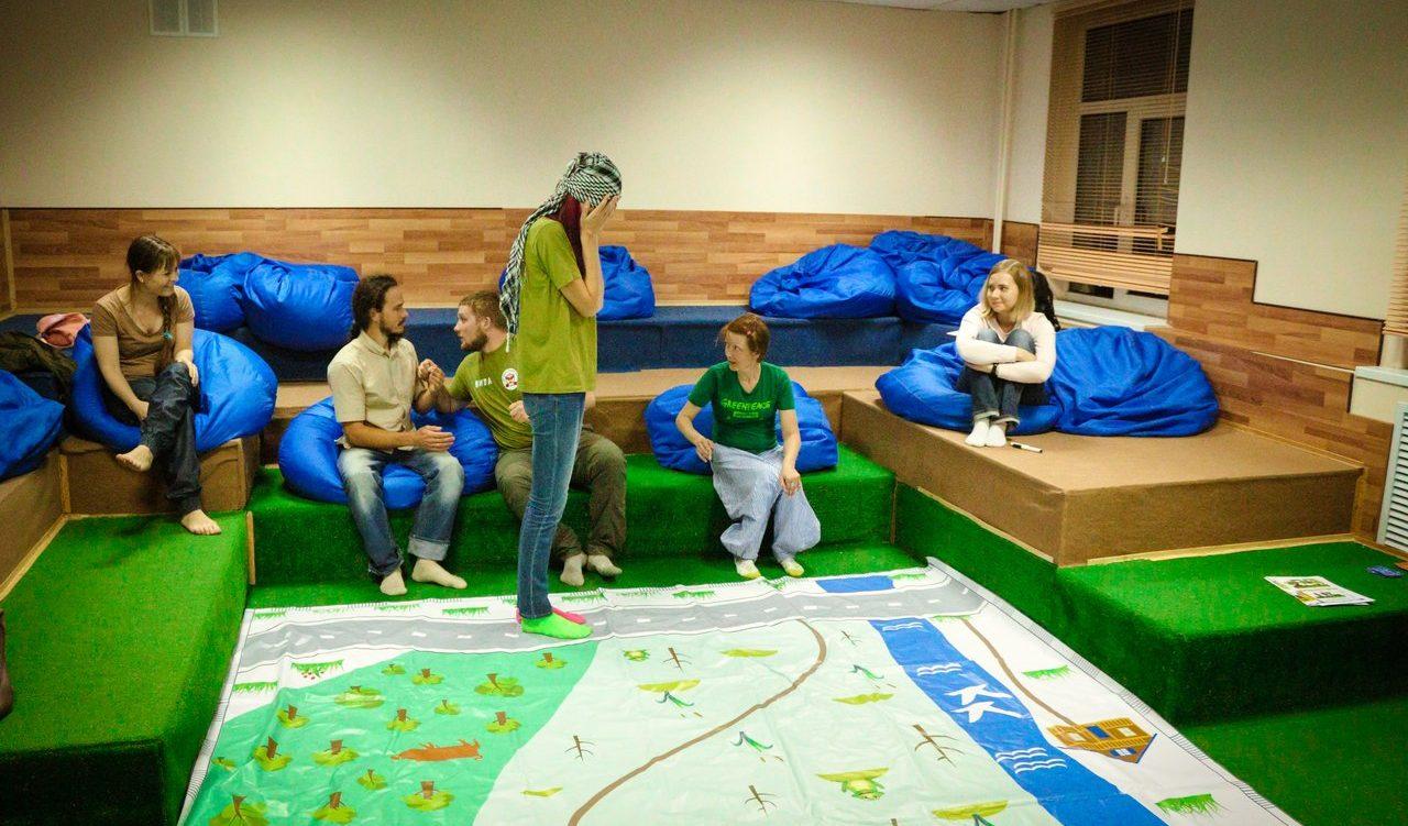 Останови огонь: в Молодежном центре состоялись курсы по подготовке добровольных пожарных