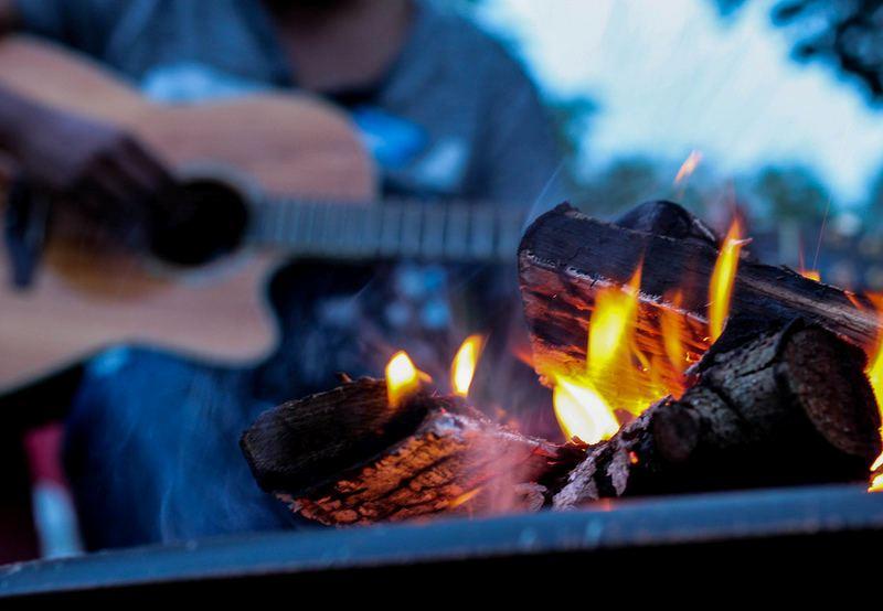 Костер, гитара и романтика: фестиваль бардовской песни «Возьми гитару» приглашает всех истинных любителей поэтической музыки в хутор Прикубанский