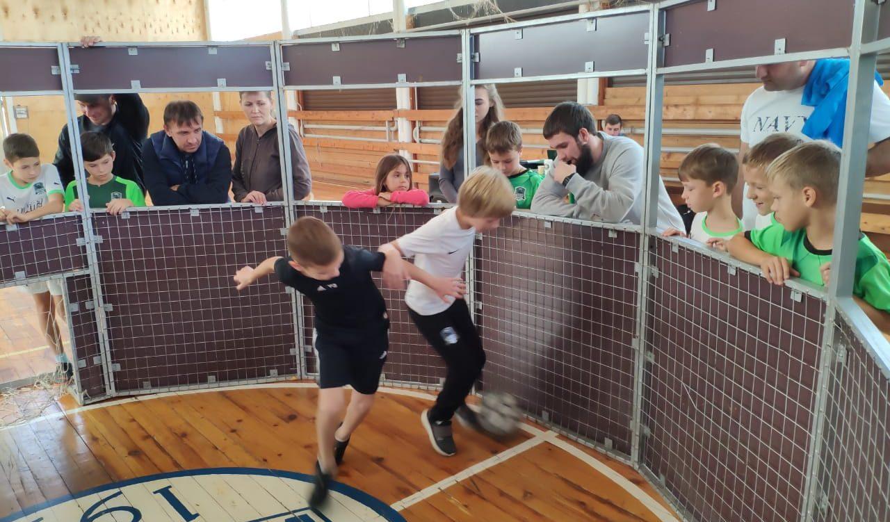 PANNA 1×1: в Молодежном центре выбрали лучших участников Клуба футбольной техники, в мастерстве владения мячом