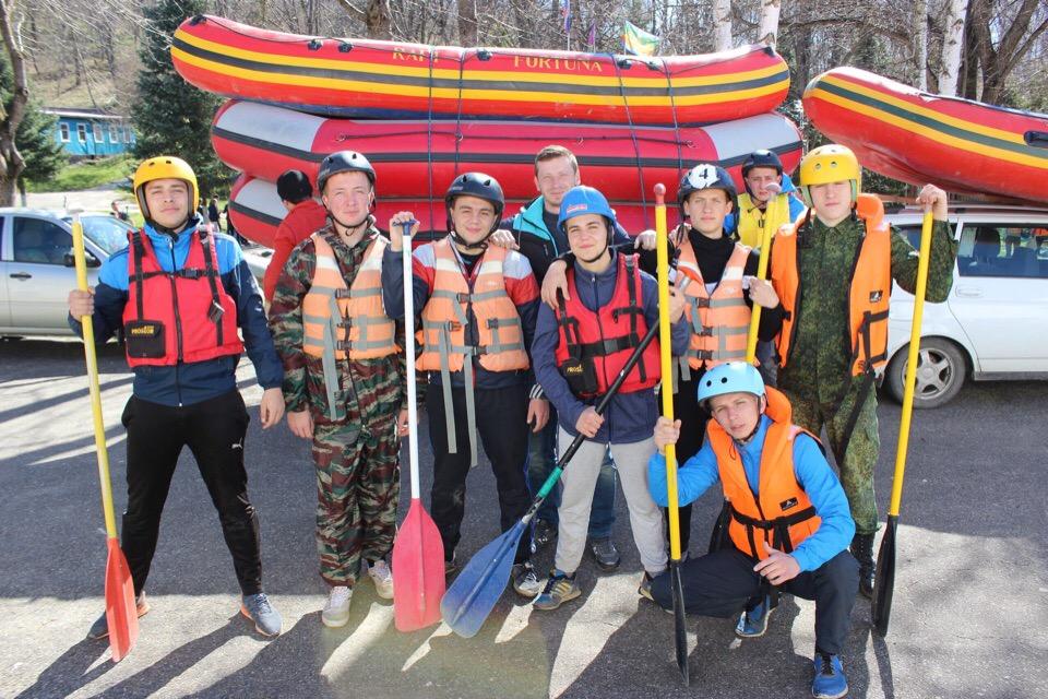 Спорт как смысл жизни: Лабинский район приглашает на юбилейный фестиваль водных видов спорта «Горная вода 2018»