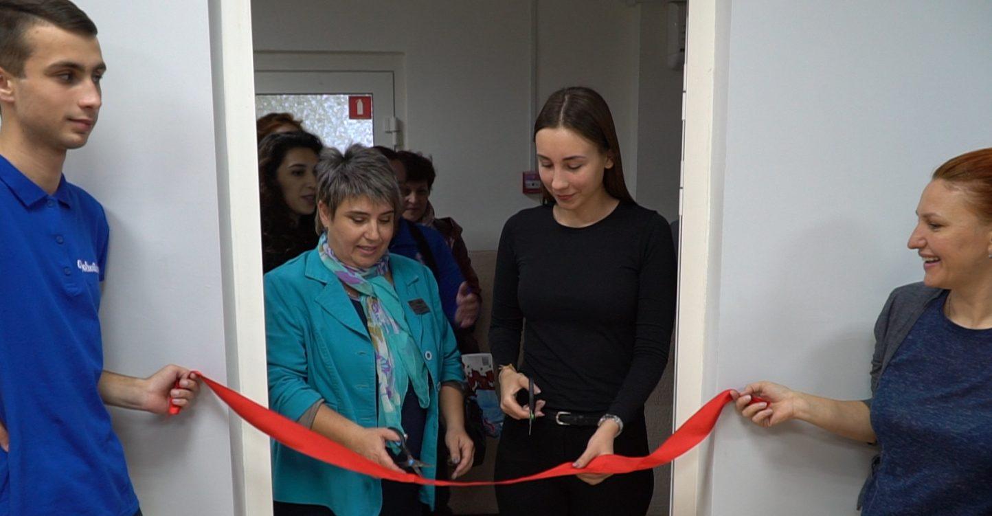 Поистине историческое событие: торжественное открытие Единого Волонтерского Координационного центра!