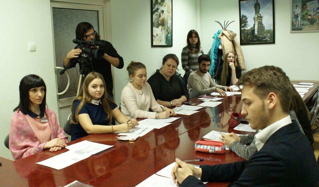 В Молодежном центре прошел семинар по трудоустройству «Диалог о профессии»