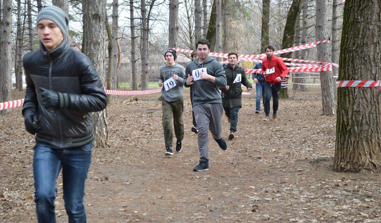 Молодежный забег «Мы выбираем жизнь, здоровье, спорт»