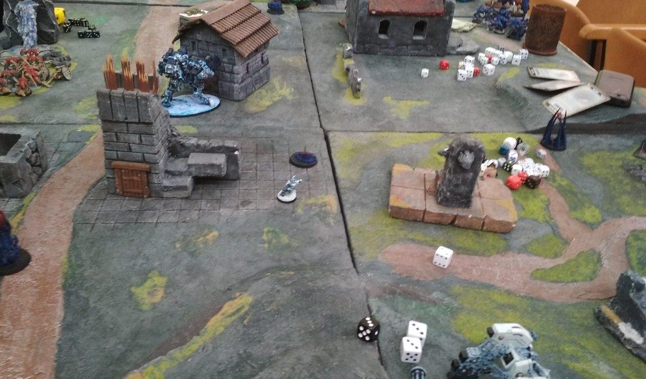 Технофэнтезийная вымышленная вселенная: Молодежный центр стал местом проведения турнира Warhammer