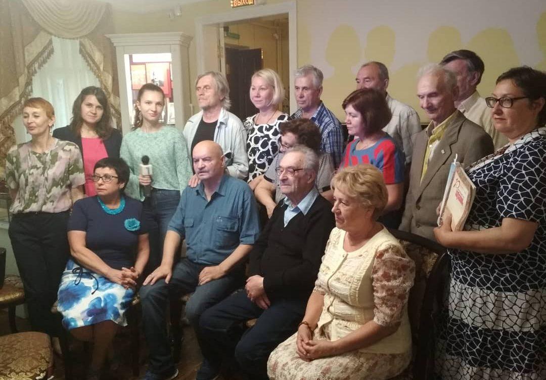 Двойной праздник: сотрудники Молодежного центра Краснодара посетили Литературный музей Кубани
