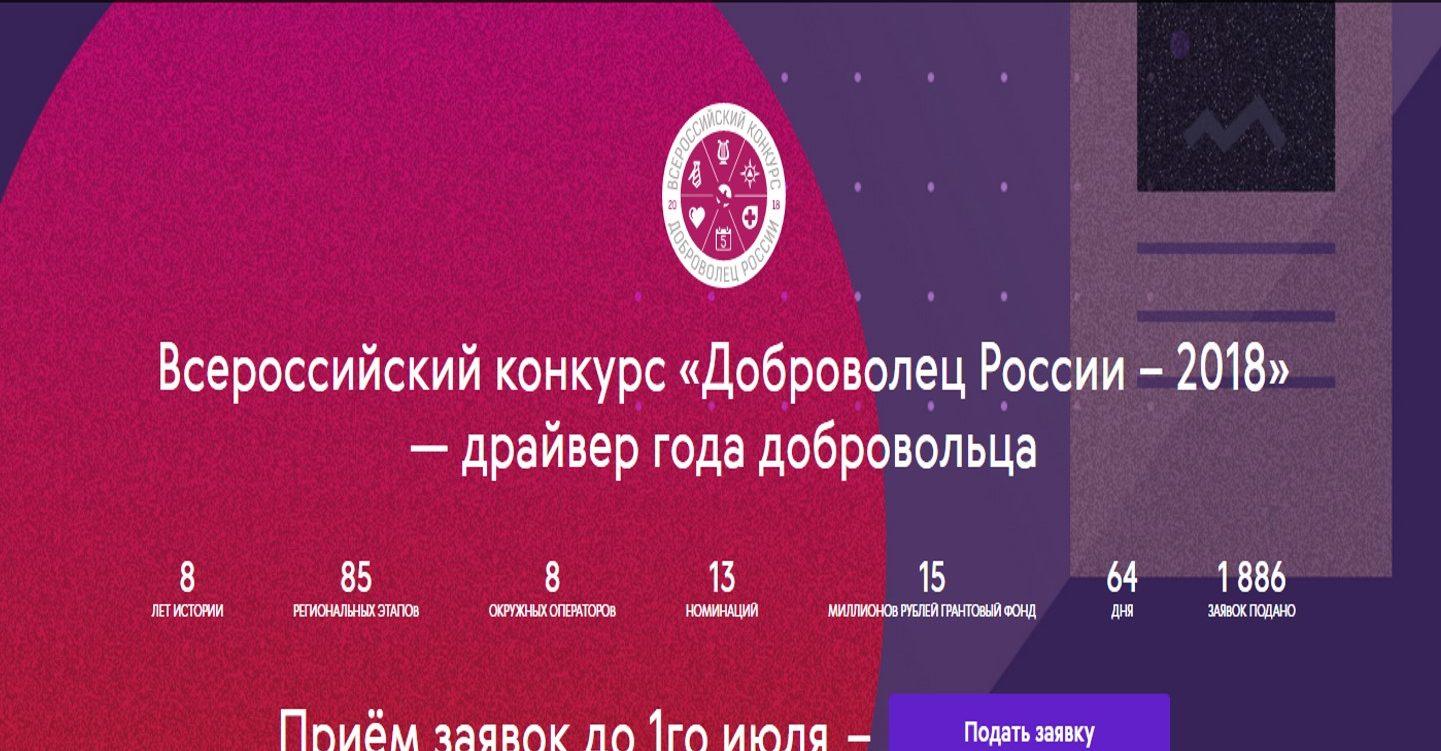 У тебя есть свой социальный проект? Прими участие в самом добром конкурсе страны и получи на его реализацию 1 миллион рублей