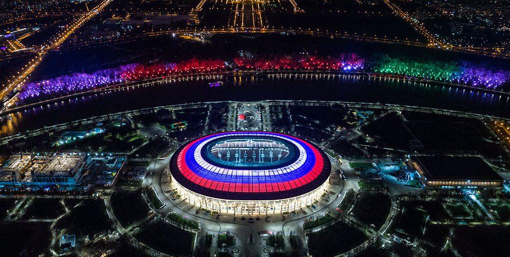Чемпионат мира 2018 стартовал блестящей победой сборной России