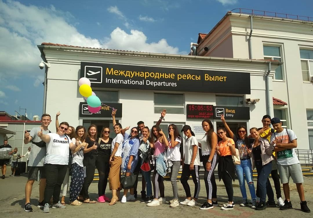 Willkommen! Делегация из Германии прибыла в Краснодар, чтобы провести 6 ярких, интересных и полезных дней в городе-побратиме