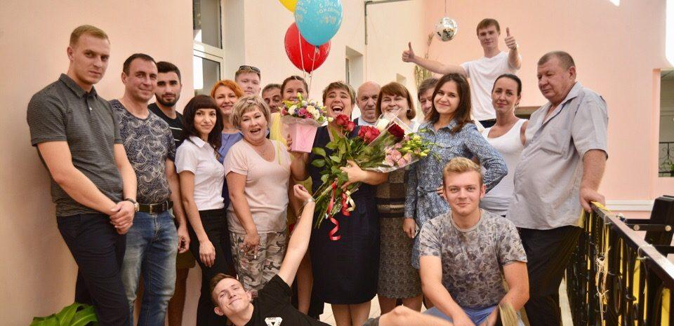 Молодёжный центр Краснодара поздравляет своего руководителя Наталью Георгиевну Шмелеву — с Днём рождения!