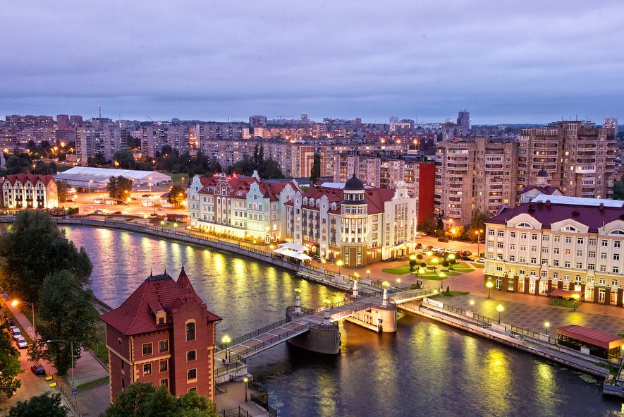 Калининград приглашает: прими участие в VIII туре Международного проекта «Балтийский Мир»