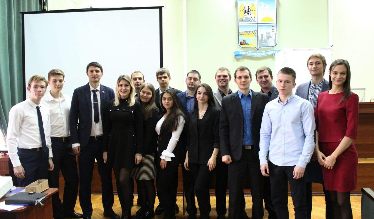Поздравляем молодых парламентариев! Подведены итоги выборов членов Молодежного парламента