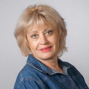 Григораш Валентина Михайловна