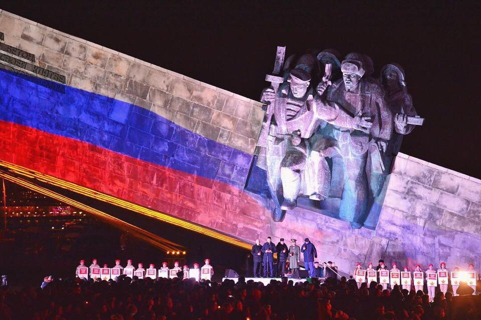Бескозырка-2019: Молодёжь Краснодара стала частью всероссийской акции