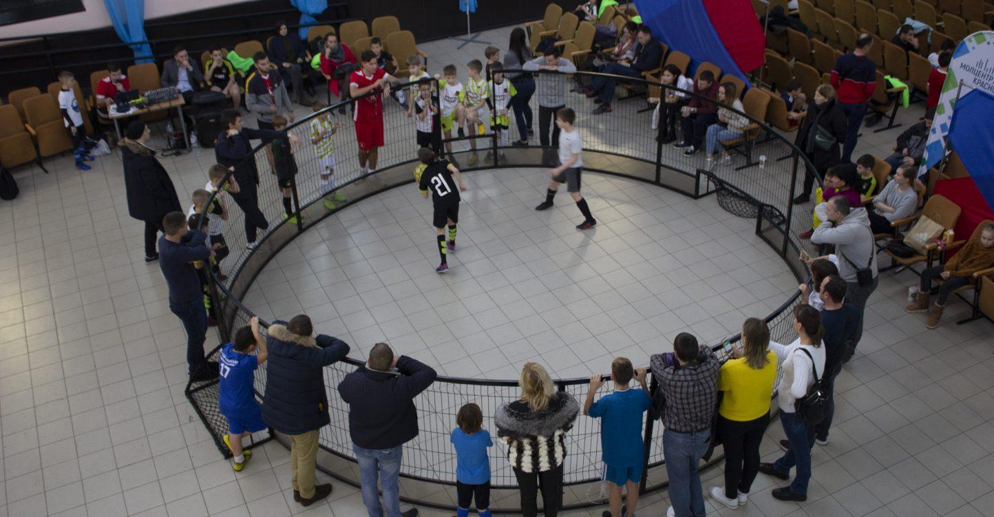 В Молодежном центре состоялся открытый турнир по панне