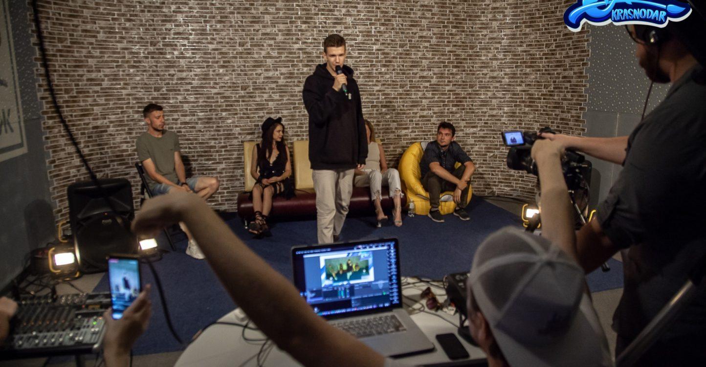 Проект Молодёжного центра «ArtKrasnodar» зажигает звёзды
